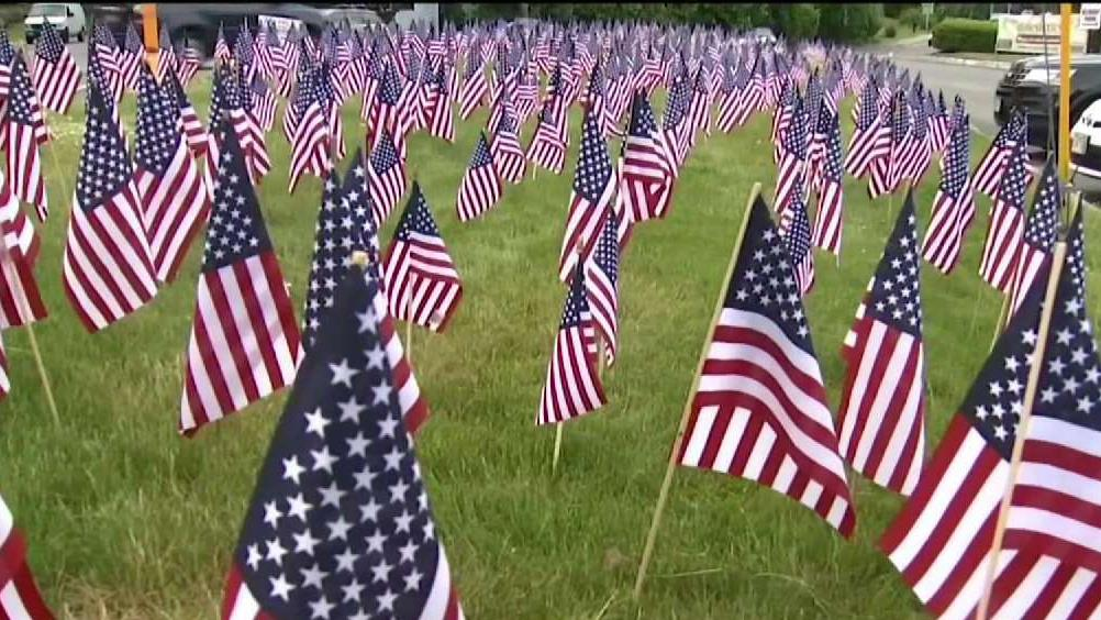 Nominate a 'Hero' for this Murrieta Field of Honor Event