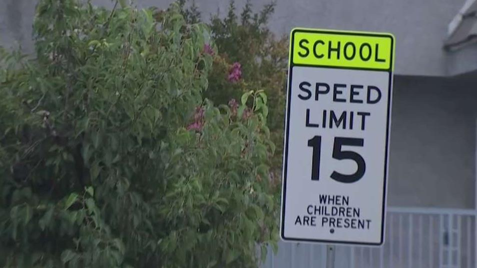 Take It Slow, Burbank Has Reduced the Speed Limit is Some School Zones