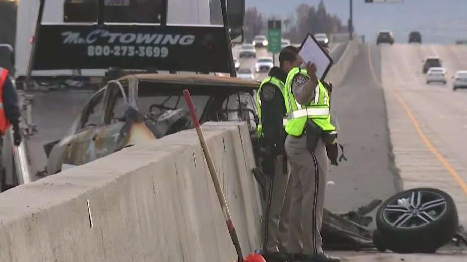 Wrong-Way Drivers Cause Crashes on 91 Freeway