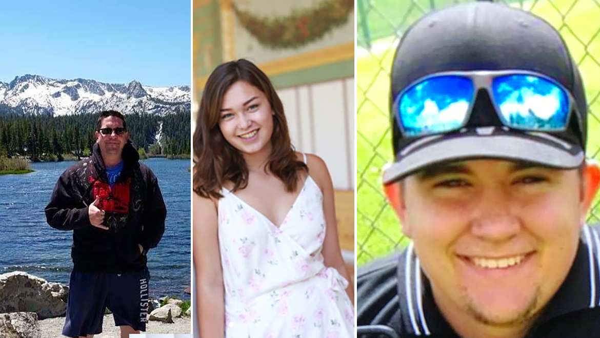 Victims of the Borderline Bar shooting in Thousand Oaks, Nov. 7, 2018.