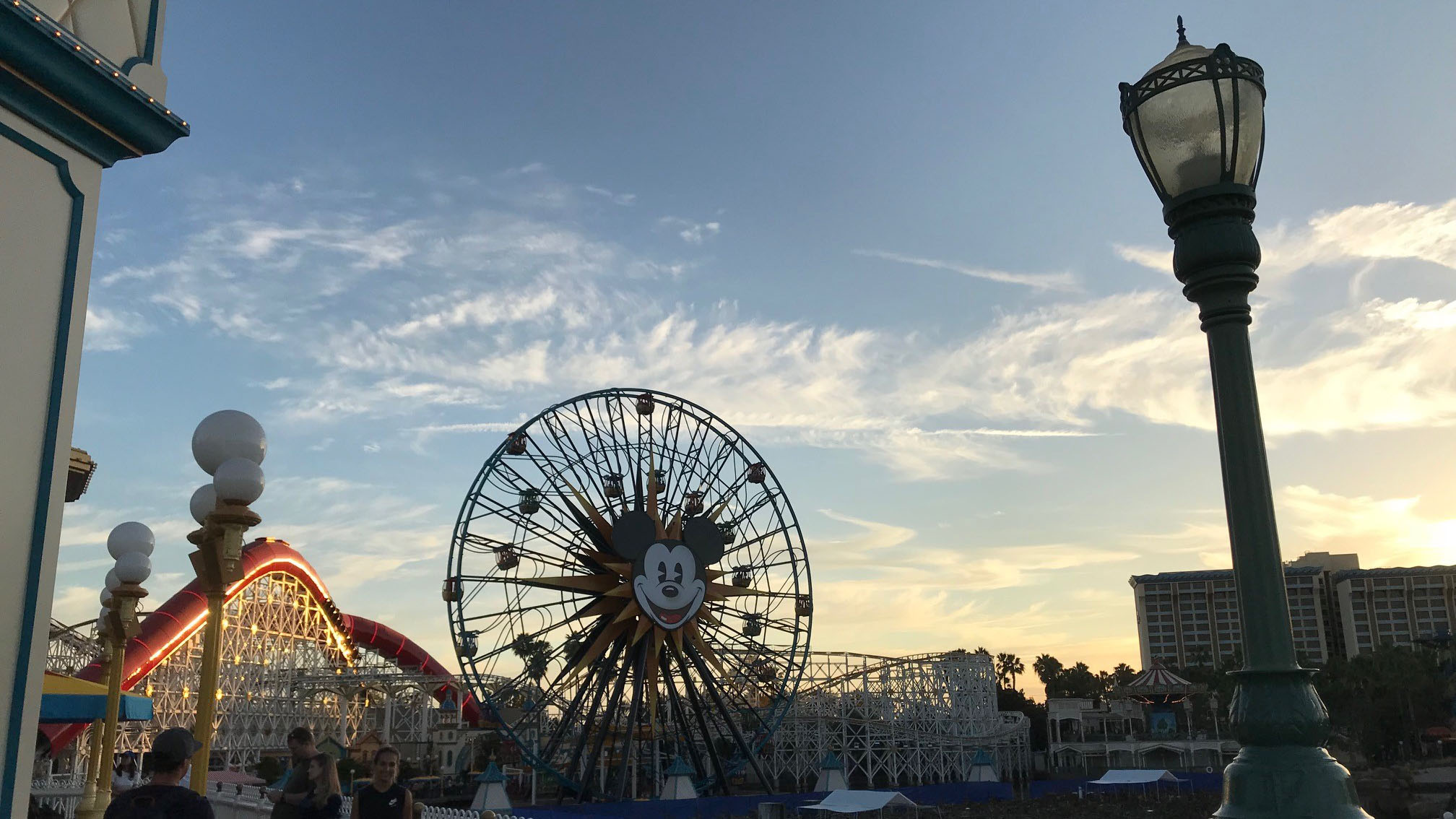 Disney Cancels Planned Hotel Construction in Anaheim