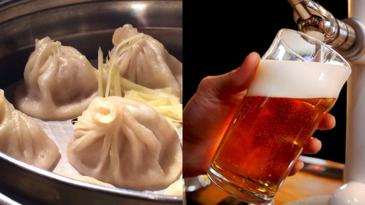 Are you a dumpling devotee? Love a nice crafty cold one alongside your pot stickers? Best make for the Mission District on Oct. 4.