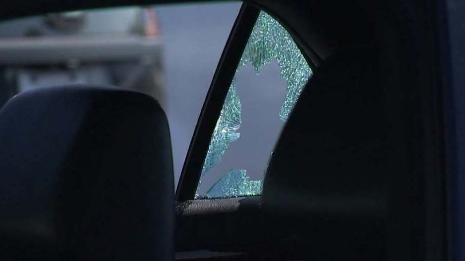 Four Hurt in Car-to-Car Shooting That Ended in El Super Grocery Store Parking Lot