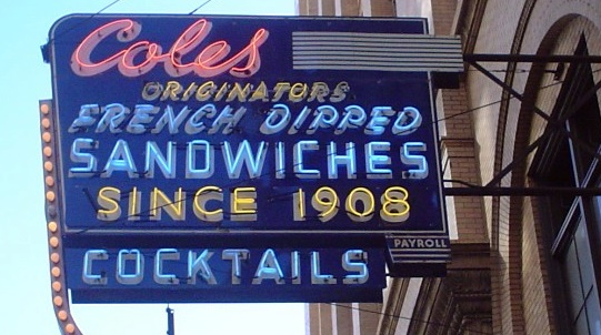 Nov. 12 also happens to be National French Dip Day, too, which is apt (and appetizing).