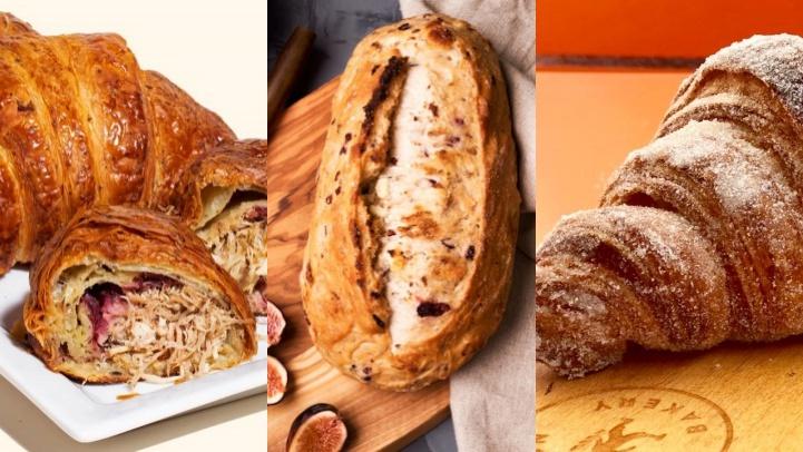 Try some tasty seasonal breads at Milk Bar, La Brea Bakery, and Pitchoun!