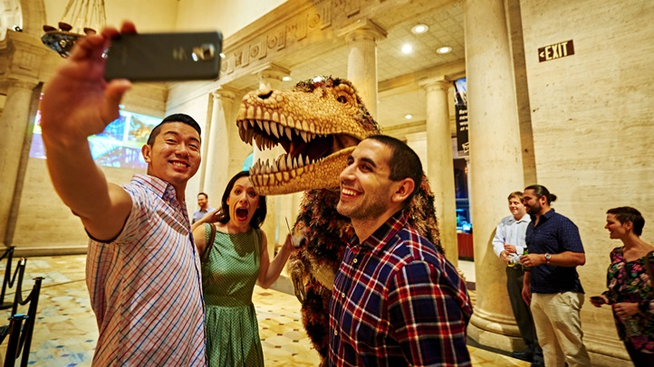 Ever seen one of these prehistoric wonders stomping around the Natural History Museum? They're way wicked. Honor their first decade, and dig into some dino-cool fun, over the final weekend of September.