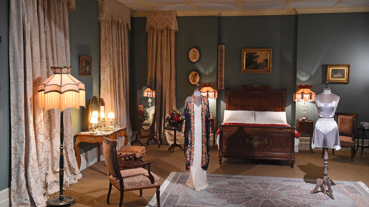 'Downton Abbey' The Exhibition Is Now in Boston