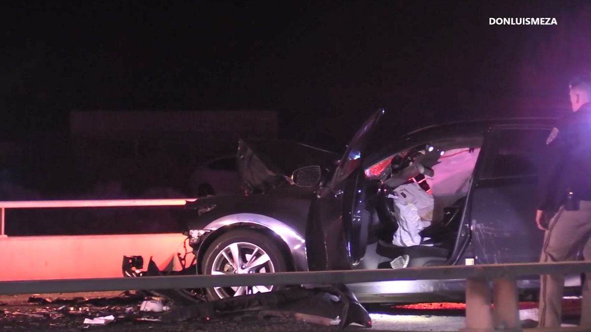 5-Year-Old Girl Killed in Head-On DUI Crash in the Antelope Valley