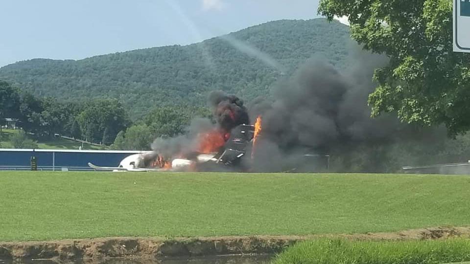Racer Dale Earnhardt Jr., Family Survive Plane Crash