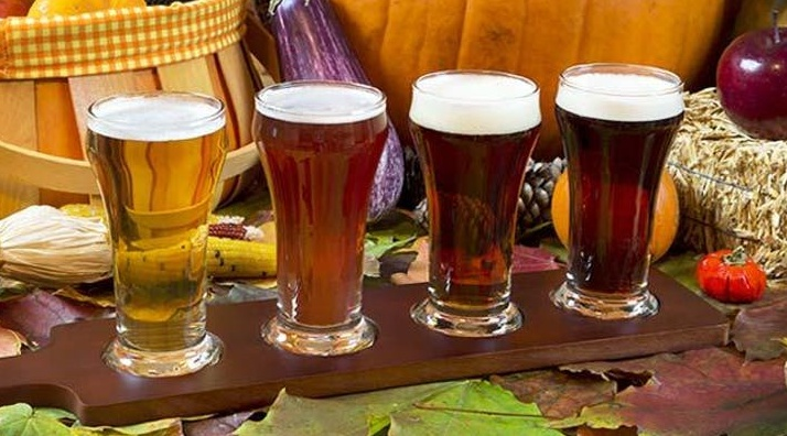 Join an afternoon-big brew bash in the parking lot of the Arts District Brewing Company on Sunday, Nov. 11.