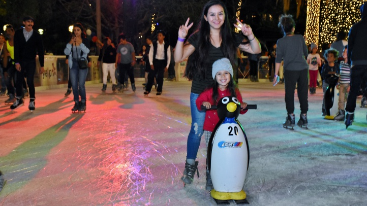 Head out for one last go-around at the Bai Holiday Rink Pershing Square before they pack up the ice. The final day before it comes back in the fall? Monday, Jan. 21.