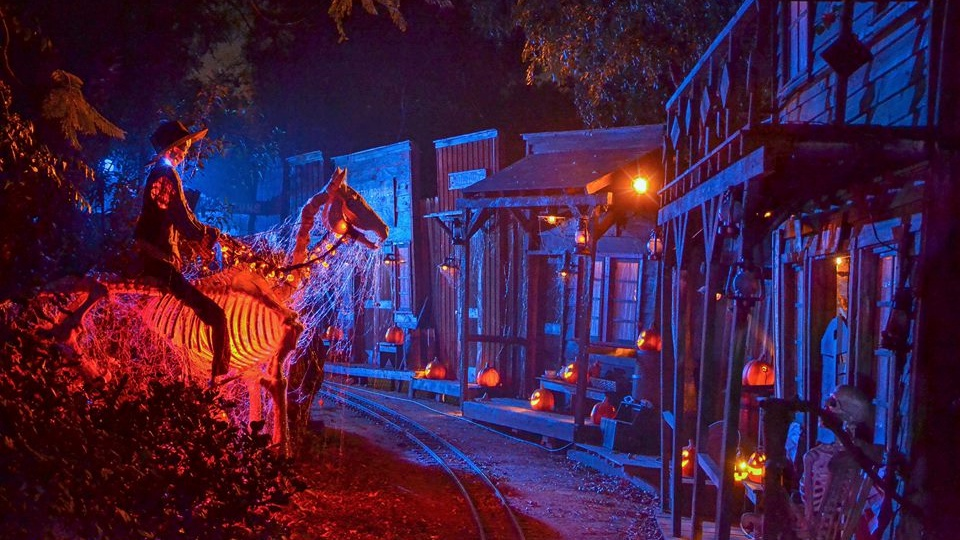 The atmospheric rails open for the season, so board the famous Griffith Park attraction, beginning on Saturday, Oct. 13... if you dare. (You probably do, which is wise.)