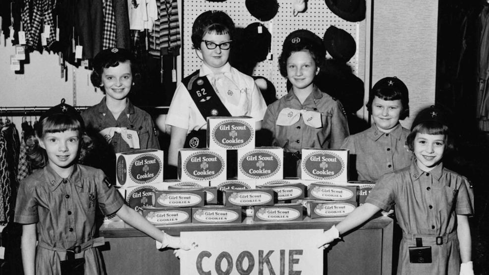 101 Years: Girl Scout Cookie Season is Here!