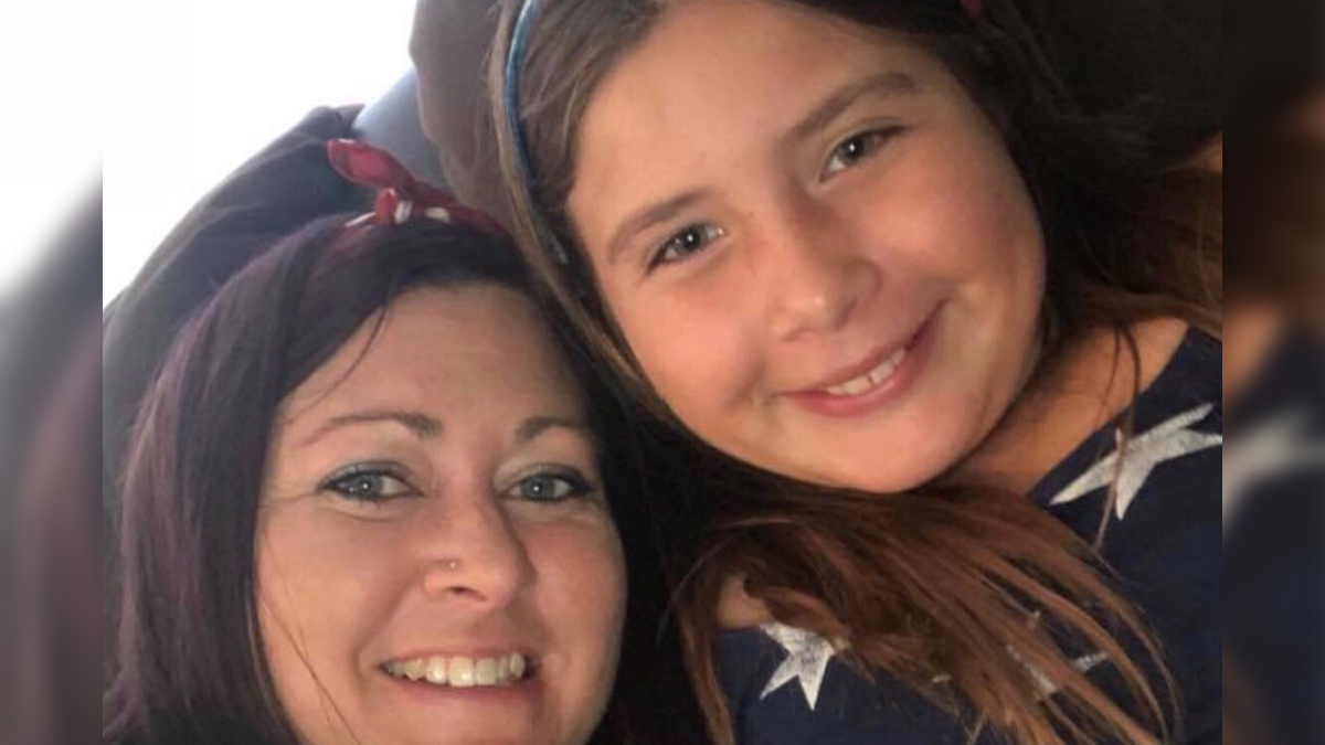 Joleen Gardner Castillo and her 9-year-old daughter Payton were killed in an early morning New Year's Day crash after a suspected drunken driver allegedly caused a pileup on the 22 Freeway in Garden Grove.
