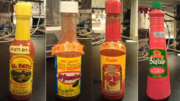 Four Hot Sauce Brands With High Lead Levels