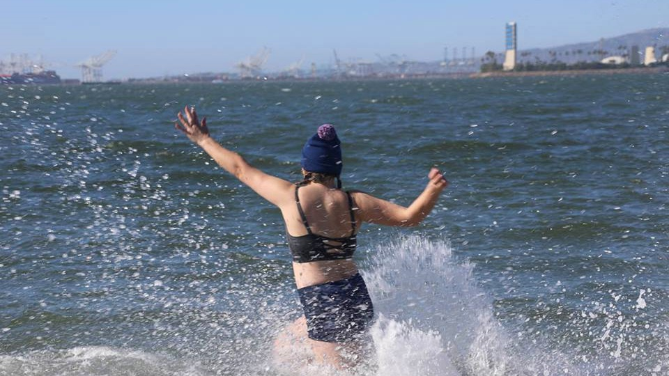 Ready to take a dip in the January-cool ocean? You can, while also helping the community, on Saturday, Jan. 19.