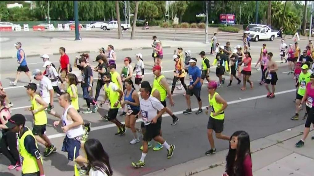 El Maratón de Los Angeles, considerado uno de los eventos con la mayor cantidad de participantes en el mundo, se celebrará de nuevo este domingo 18 de marzo.