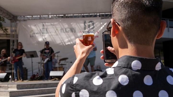 See the Big Pitcher at LA Beer Week