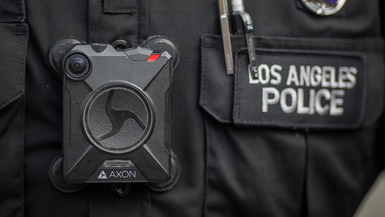 File Photo: LAPD