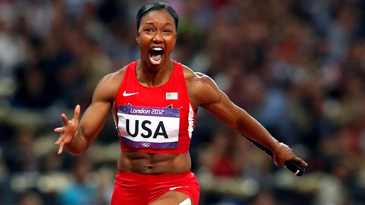 SoCal Native Carmelita Jeter Won't Compete in Rio