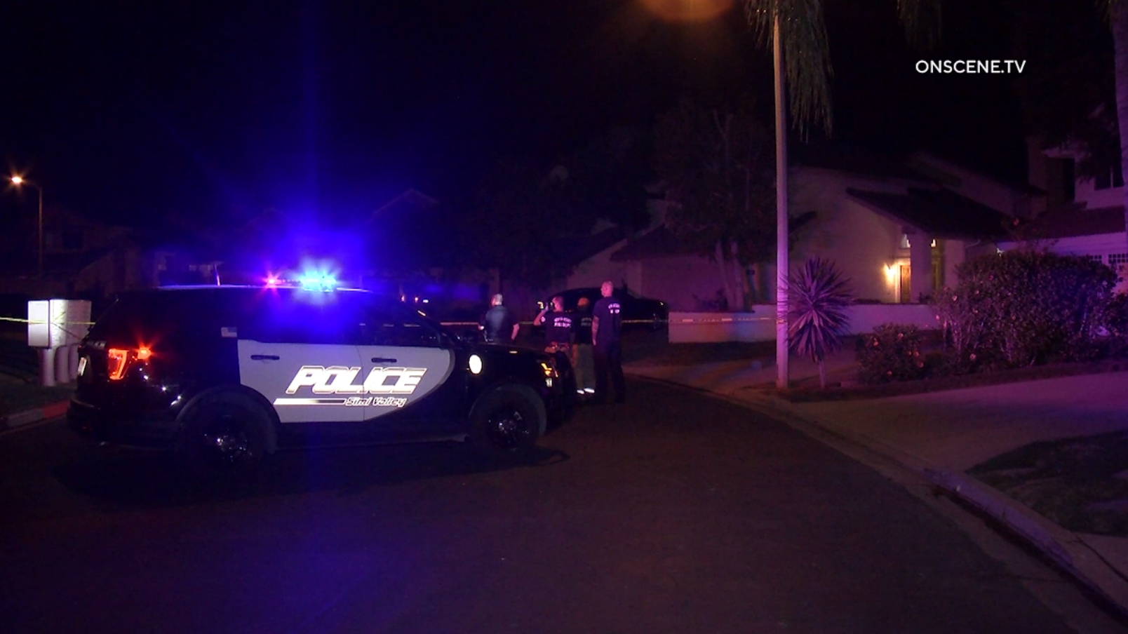 Man, Woman and Dog Found Dead in Simi Valley Home With Bomb Threat Written on Wall