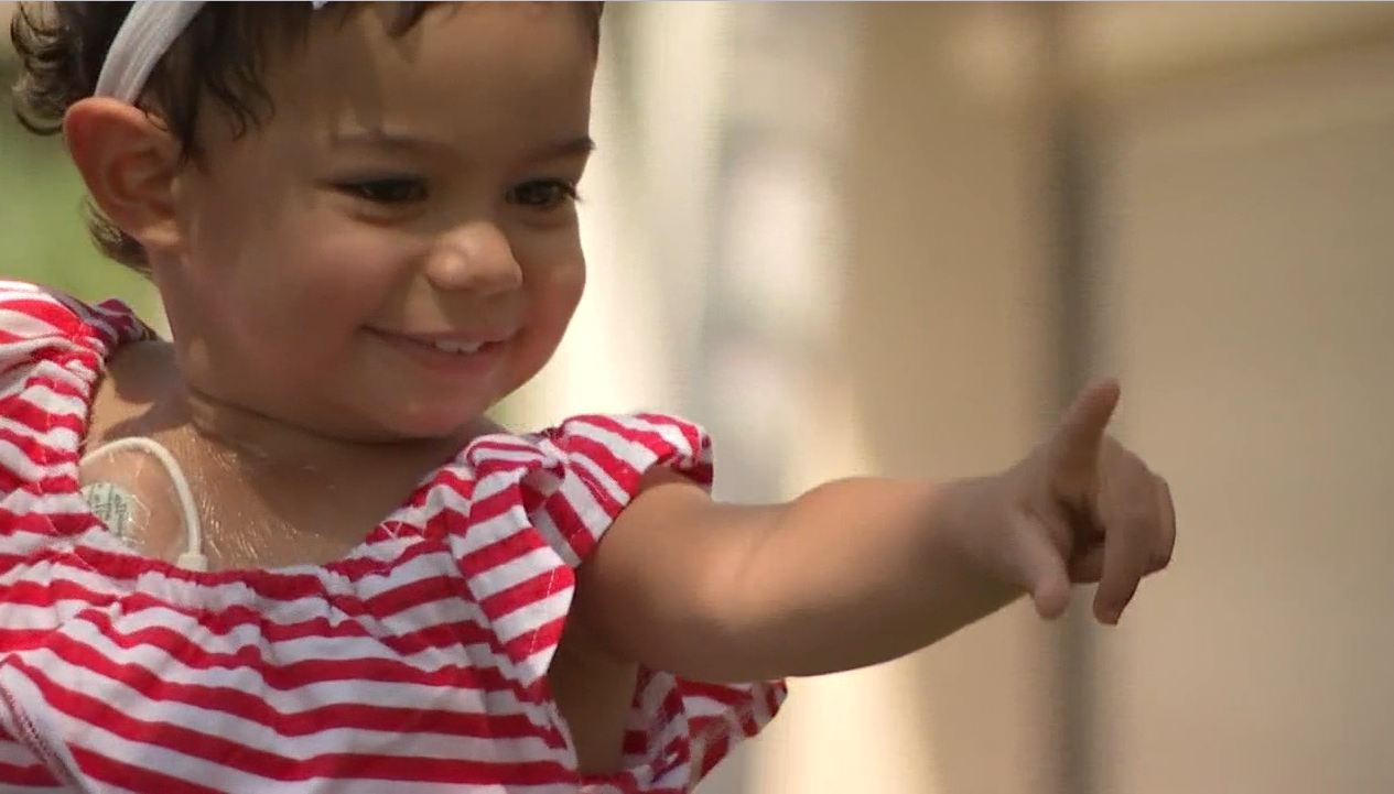 Be the Match: 2-Year-Old Jazmyne Needs a Cuban Donor to Survive