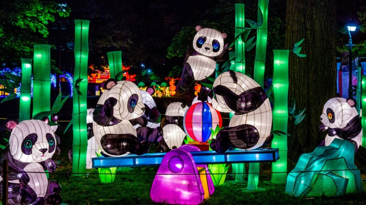 Whimsical lantern-lovely presentations that pay homage to nature, art, and the imagination? Find such fantastical sights at the Arcadia-based garden through Jan. 6, 2019.