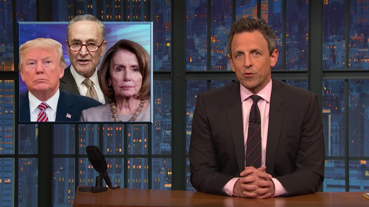 'Late Night': A Closer Look at Trump's Press Conference