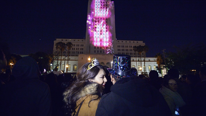 Grand Park will once again be the location for one of LA's largest and liveliest year-ending celebrations. Also? There's no admission required.