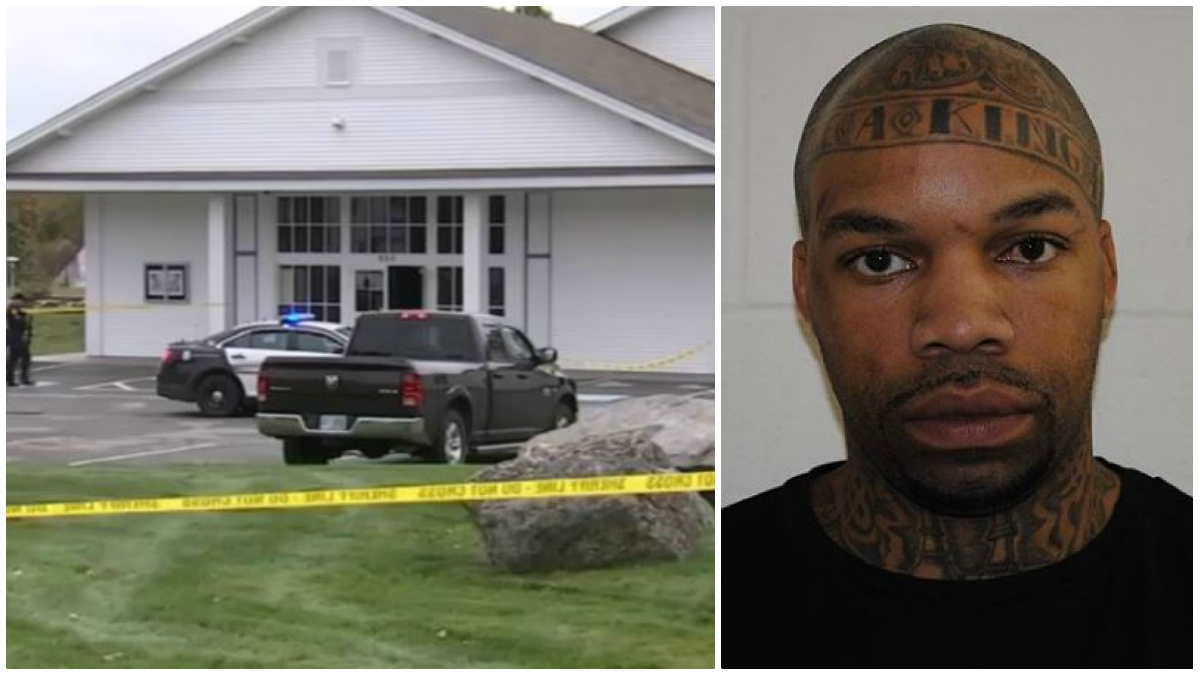 NH Church Shooting Suspect's Violent Criminal History, Gang Ties