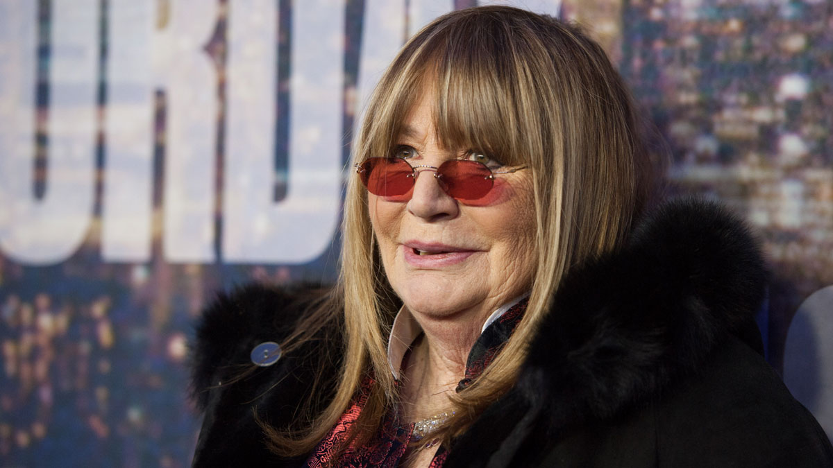 Penny Marshall attends the SNL 40th Anniversary Celebration at Rockefeller Plaza on February 15, 2015 in New York City. The acclaimed director died Monday at age 75.