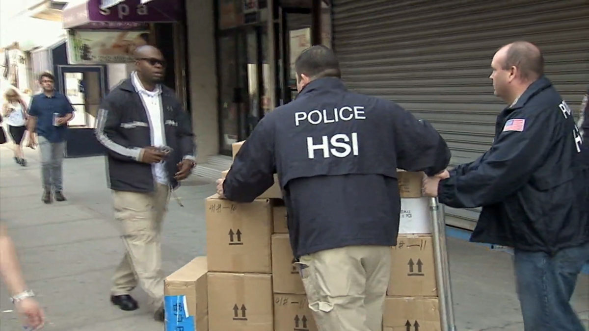 Fake Perfume Bust Finds Ingredients Linked to Cancer, Organ Damage
