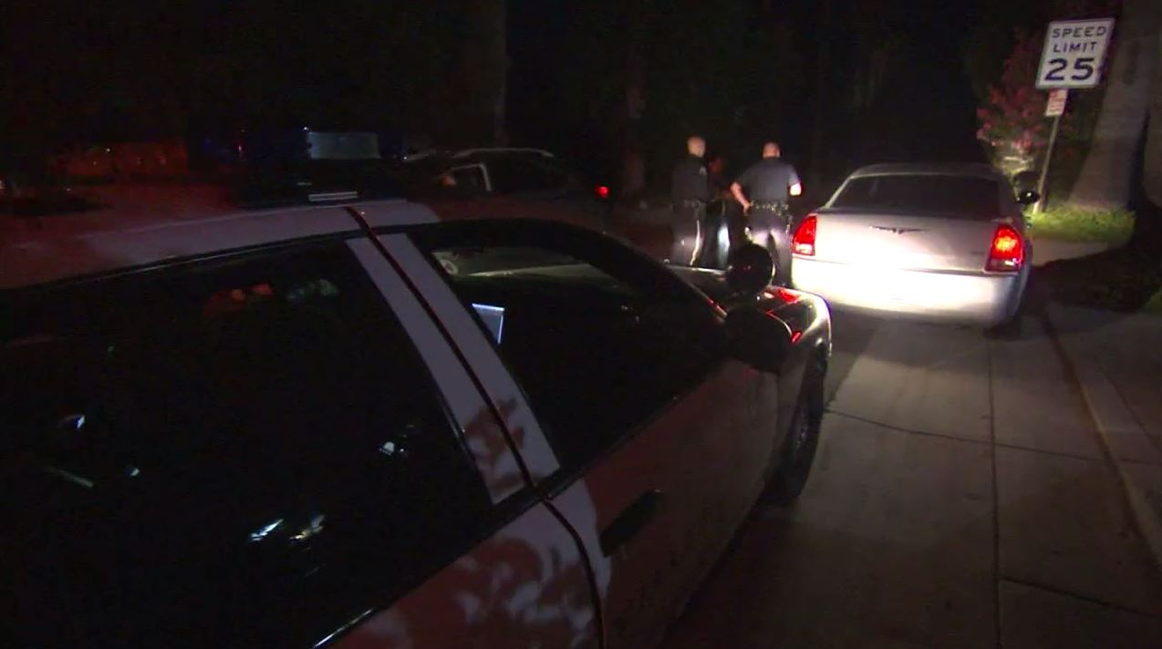 The NBC4 I-Team rode along with Glendale police cracking down on drivers who used marijuana and drove.