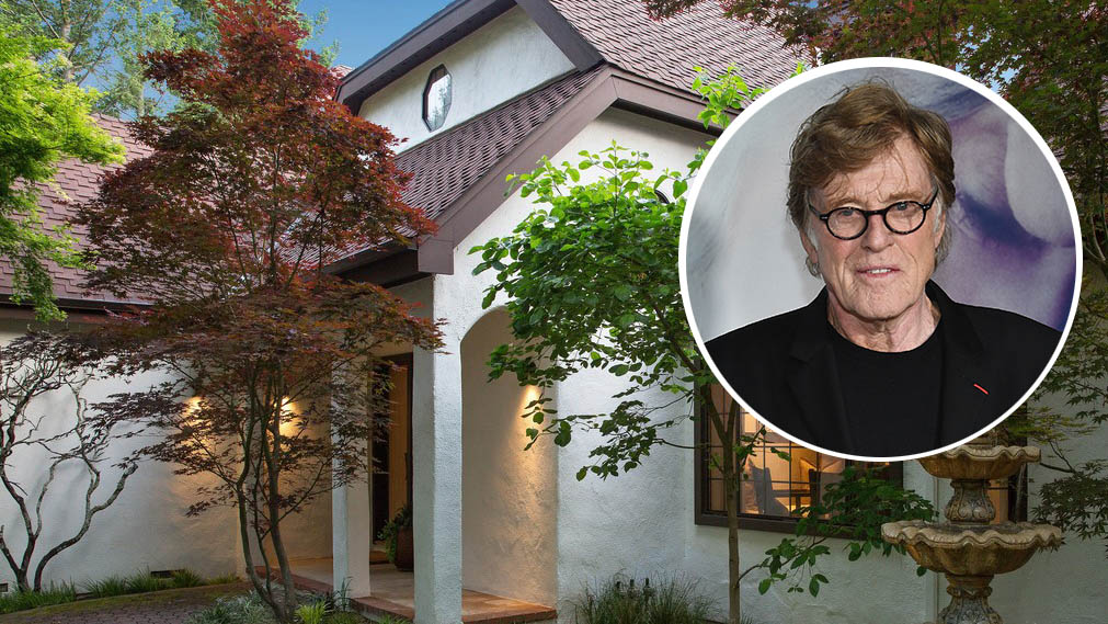Sold! Robert Redford's Napa Valley Home is Off the Market