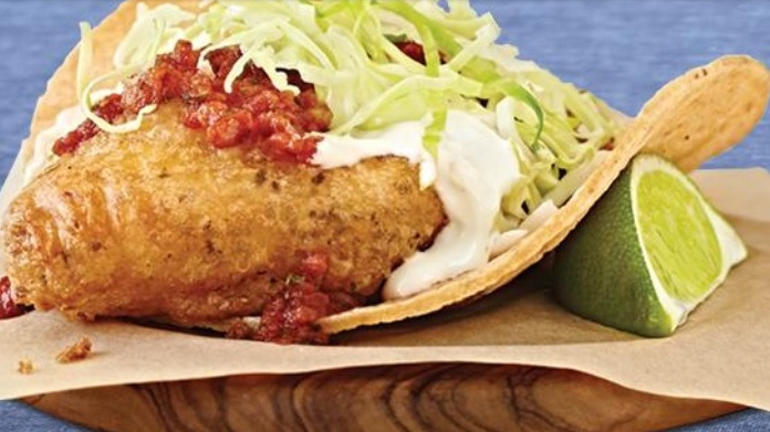 Craving a fish taco on Oct. 4, 2018? Head to a Rubio's, download the coupon from the restaurant's site, order and pay for a beverage, and you've got it: a tasty fish taco.