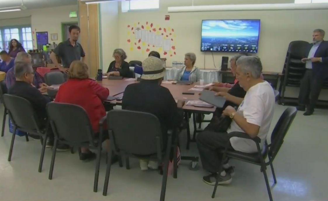 Program Teaches Seniors How to Navigate the Digital World