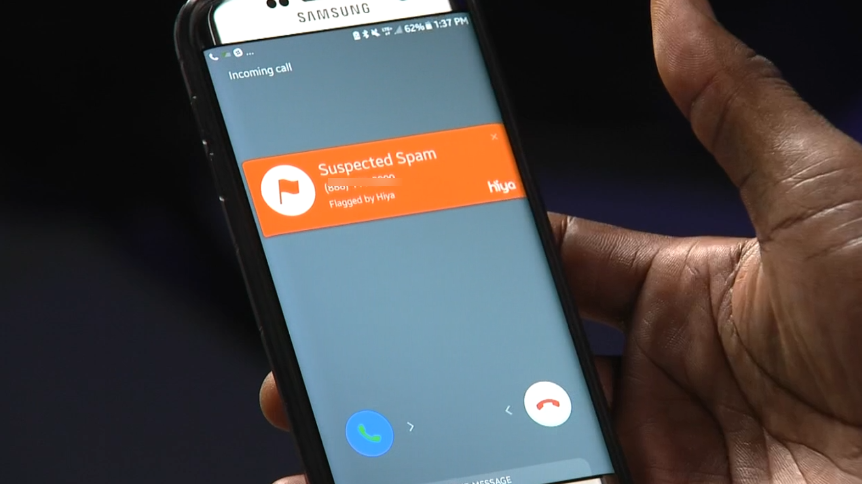 Have you been getting intimidating robo calls that sound like they're coming from the IRS? The NBC4 I-Team's Randy Mac wants to hear from you.