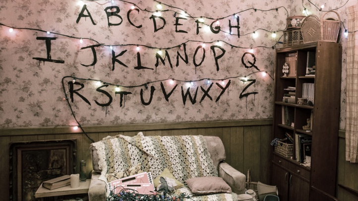 Enter the supernatural'd-out home of Joyce Byers at Universal Studios Hollywood. This Monday-Friday treat is available during the run of Halloween Horror Nights, which wraps on Sunday, Nov. 4