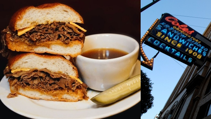 Order Chef Nyesha Arrington's Beef Bulgogi French Dip at the downtown landmark through Jan. 13, 2019; more chef-driven dip-centered spins are to come, throughout 2019.