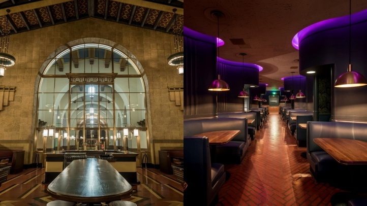 Imperial Western Beer Co. and The Streamliner open at Union Station on Thursday, Oct. 4.