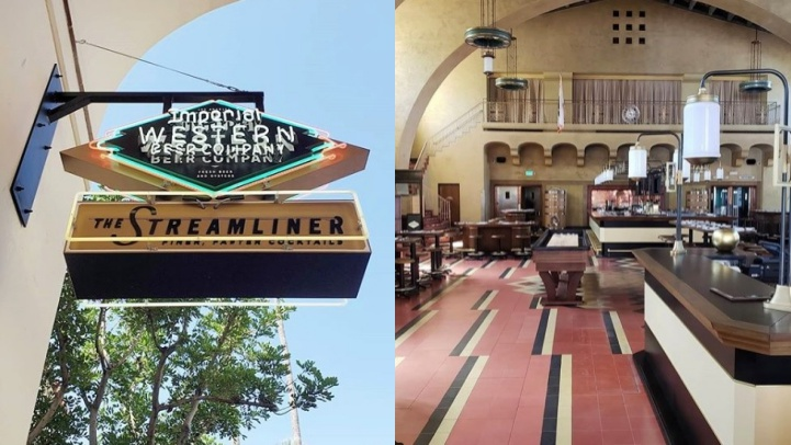 Check out the new Imperial Western Beer Co. and The Streamliner at a fundraiser for LA Conservancy on Wednesday, Oct. 3.