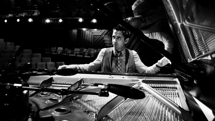Call upon the Los Angeles County Museum of Art on Thursday, Sept. 20 to see Vihay Iyer and Friends playing great chamber jazz in four different galleries.