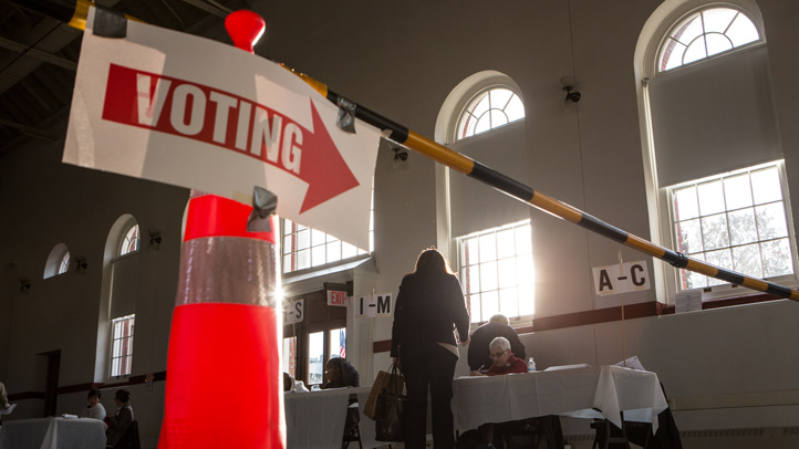 Election Guide: Ballot Information, Polling Place Lookup