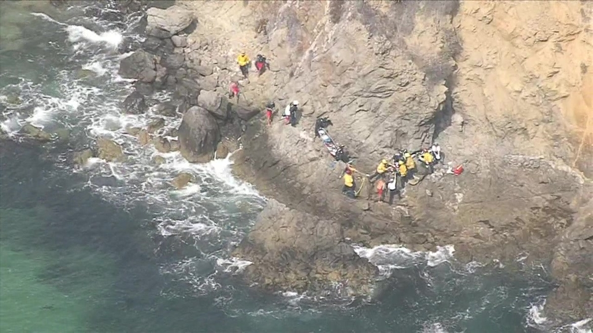 UCI Doctors Re-Attach Arm of Victim Who Fell Off Cliff