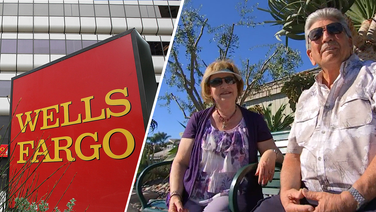 An Orange County couple got a big chunk of cash back from Wells Fargo after NBC4's I-Team stepping into help Jan. 3, 2018.